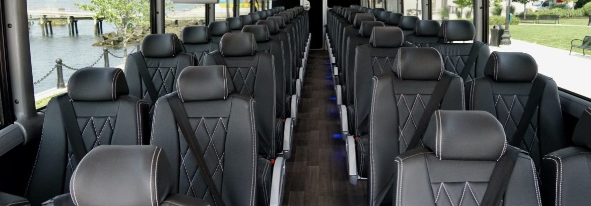 Motor Coach is An Excellent Way to Shuttle Your Guests on Your Wedding