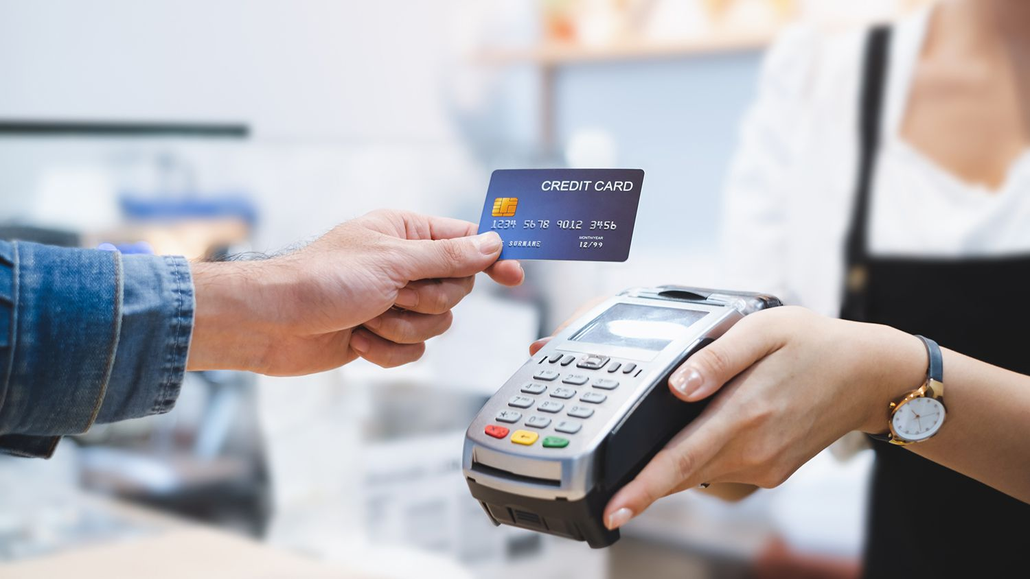 Some Benefits of Having Online Credit Card Payments.