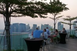 rooftop bar marina bay